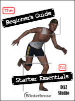 Fully illustrated PDF with Step-by-Step intro to using Starter Essentials as demonstrated in DS 4.6.  TOPICS, What is Starter Essentials, Preparing DAZ Studio Layout/Style, Finding/Installing Starter Essentials, Your First Scene, FInding Items in Smart Content, Creating Your First Scene, Adding/Deleting Objects, Putting It All Together, Saving Your Scene, Rendering, Adding Lights, Render Settings, Adding Color and Style, Applying Materials to Objects, Content Library, Finding Items in Content Library, Adding Items to Scene, Conclusion, Complete Scene using only Starter Essentials