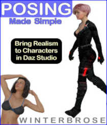 This tutorial package was developed with the beginner in mind to introduce new and inexperienced users to how posing works in Daz Studio. In just under 1-hour, you will know everything needed to create and use poses in Daz Studio. You will be able to customize your scenes and artwork with your own visual interpretation of reality. You will start by learning the default pose types and how to apply pre-made pose sets to characters. From there, you will learn how to manipulate objects in the 3D space by moving, spinning and sizing them. You will learn how bones (aka rigging) relates to posing figures and props. You will learn to use the Manipulator tools, Posing controls, and PowerPose tool to get the perfect look you want and need for figures in your scene. This training was designed to help beginners fully utilize poses in their creative artwork, and is not intended to teach you how to create advanced pose sets to be distributed or sold. MODULE-01: Introduction to Posing * Purpose of Posing Objects * A-type, T-type, Straight-A MODULE-02: Using Pre-made Poses (2-parts) * Finding Poses in Content * Loading Preset Poses * Full and Partial Poses * Facial Expressions MODULE-03: Manipulate Objects in 3D Space * Transform Controls - Translate, Rotate, Scale * Manipulator Tools - Translate, Rotate, Scale, Universal MODULE-04: Posing Objects in Scene (2-parts) * Using ActivePose tool * Using Pose Controls * Using PowerPose tool * Restoring Figure Pose MODULE-05: Fine Tuning Your Pose * Posing Directly on Objects MODULE-06: Saving Your Hard Work * Saving As Scene * Saving As Scene Subset * Merging Saved Scenes * Saving A Simple Pose TRAINING PACKAGE: Total running time - ~1 Hour Eight (8) videos in WMV format Resolution 1280x720 HD Quality